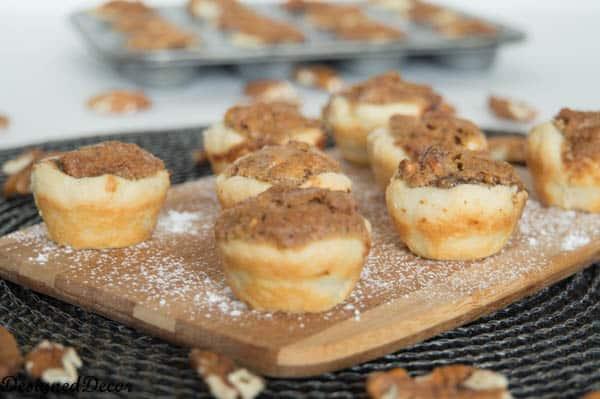 Recipe for Pecan Tassies