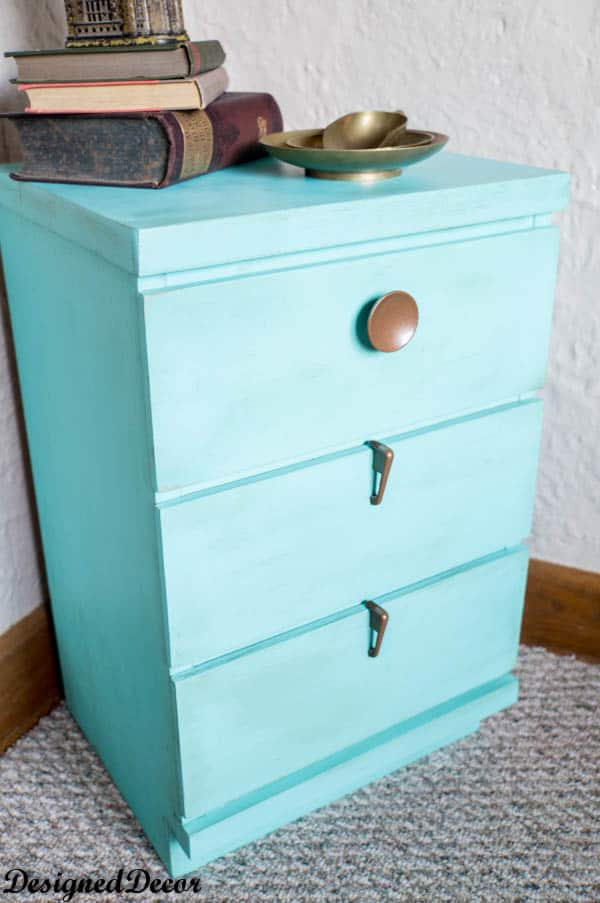 Simple Nightstand - Big Impact