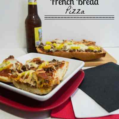 French Bread Pizza!