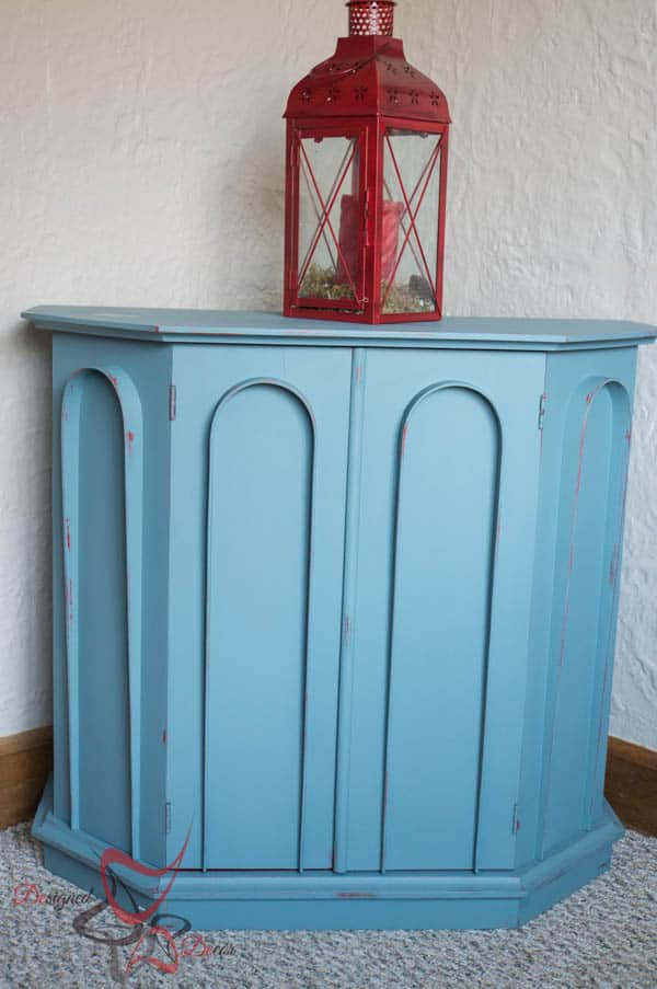 Accent Cabinet- bar cabinet