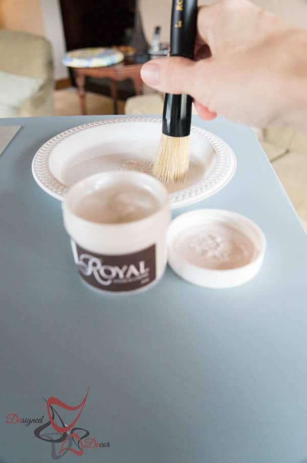 Offloading- Royal stencil creme