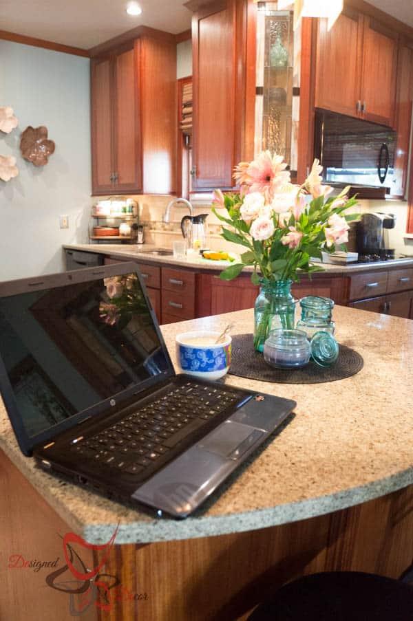 House Tour~ Kitchen- Favorite spot in my kitchen
