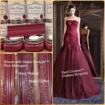 Chateau and Glazes Web- The Couture Collection