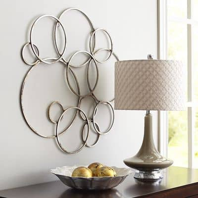 Pier one circle wall decor