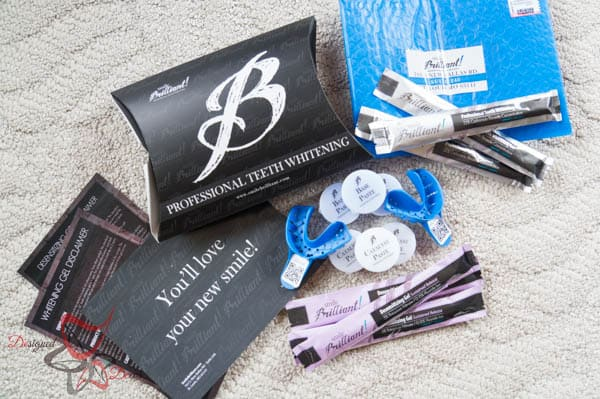 Smile Brilliant~ Teeth Whitening System