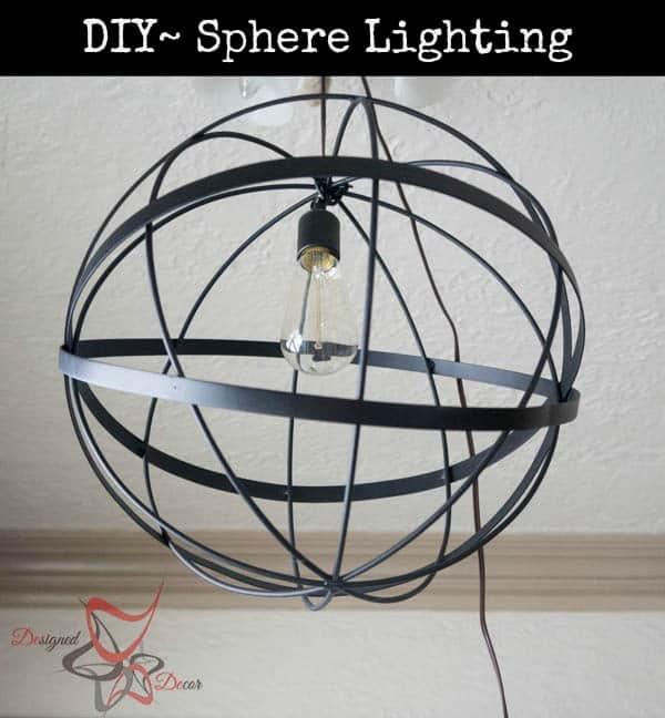 DIY Sphere Lighting