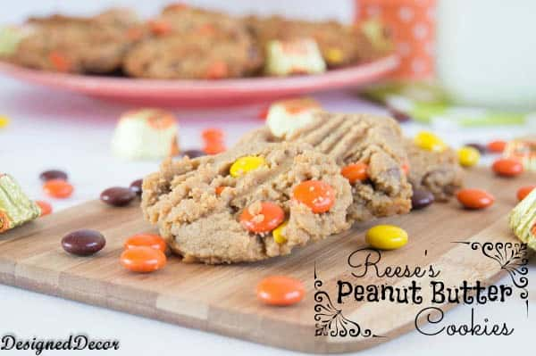 Reese's Peanut Butter Cookies-