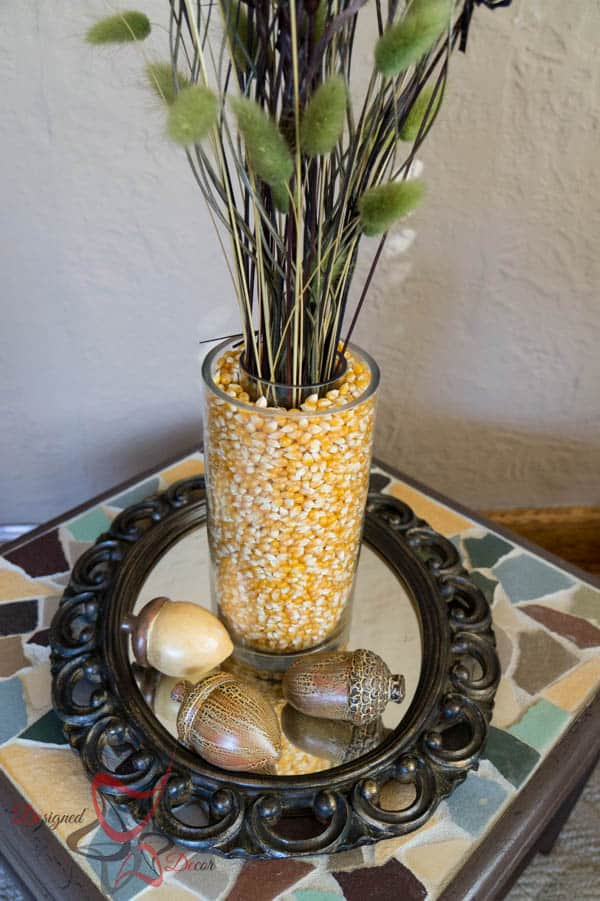 Using Natural Elements to Decorate
