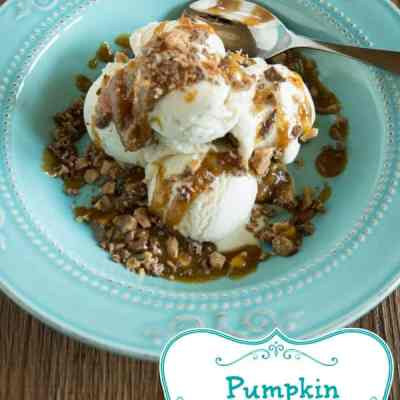 Pumpkin Fudge Dessert Fail – Almost!