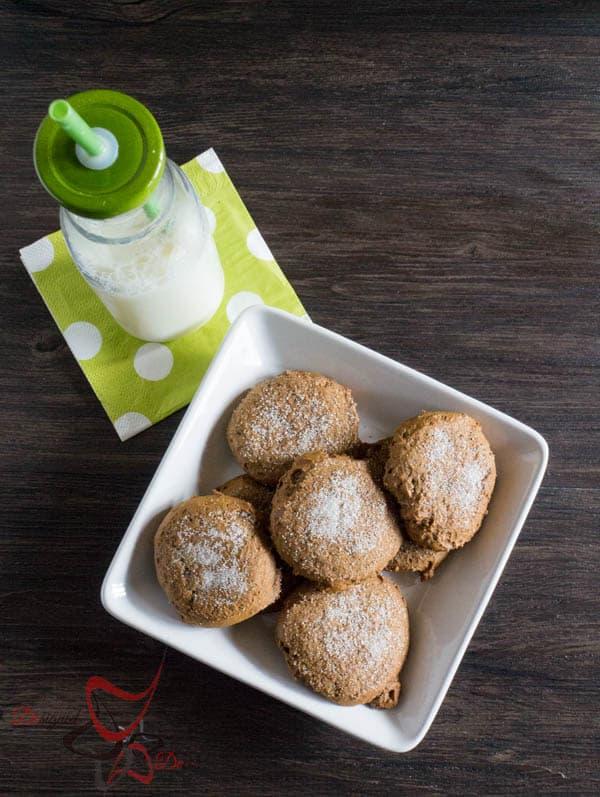 Pumpkin Molasses Cookies- Pumpkin recipes