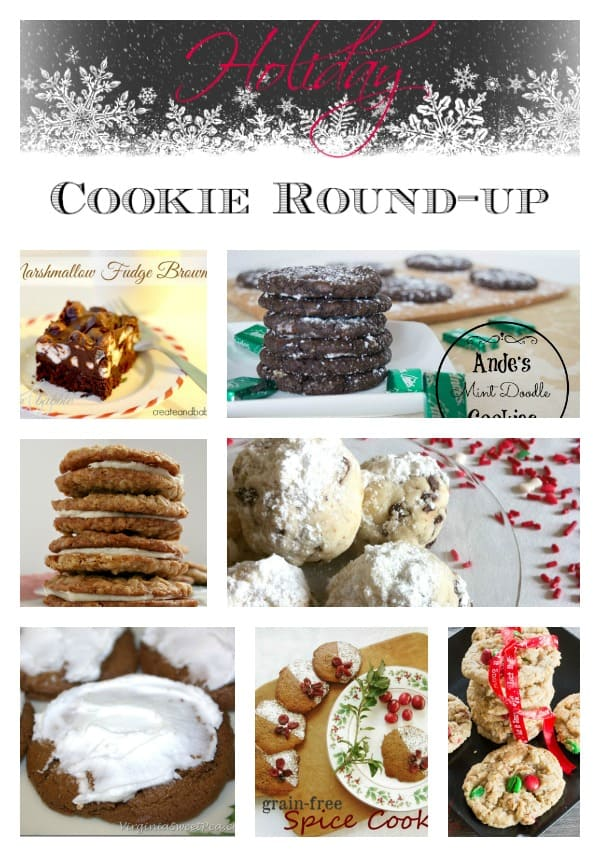 Holiday cookie round-up