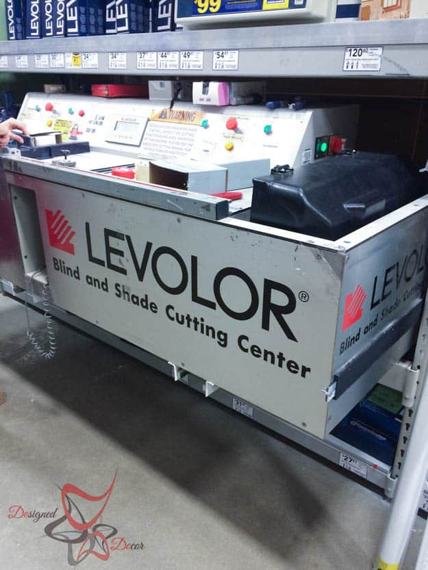 Levolor Custom Size Now Blinds-Cut on the spot to fit your windows