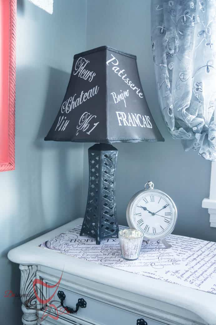 Trash to Treasure Guest Bedroom Makeover-