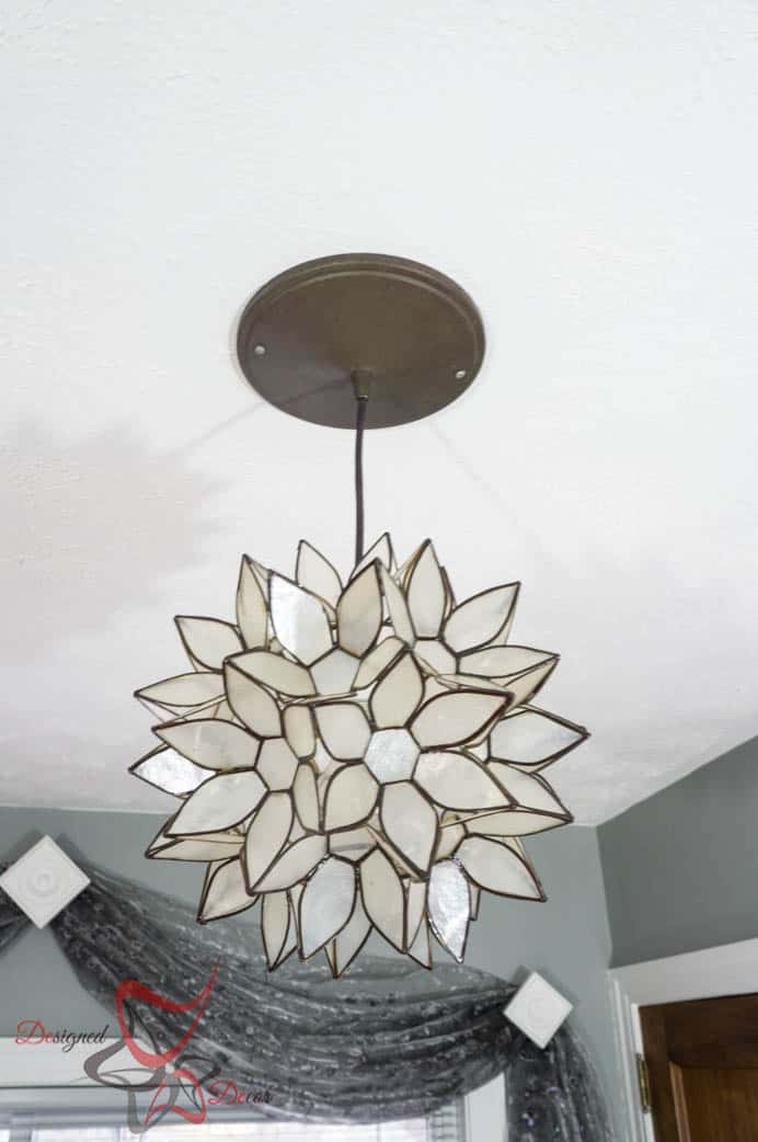 How to Hard Wire a Light Fixture! ~- Designed Decor