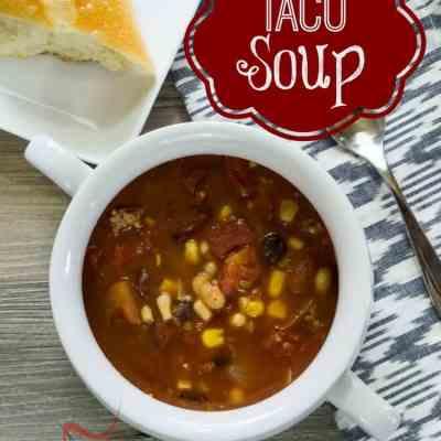 Santa Fe Soup!