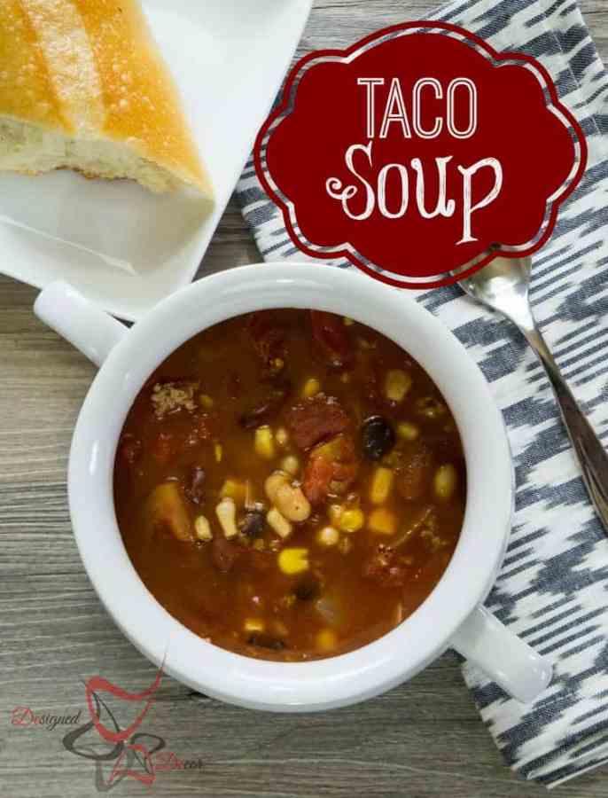 Taco Soup-Santa Fe Soup recipe