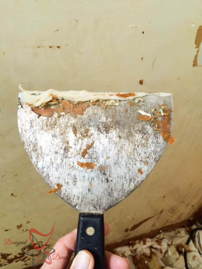 Easy Method Wall Paper Removal-HomeRight-Steam Machine Plus_-3