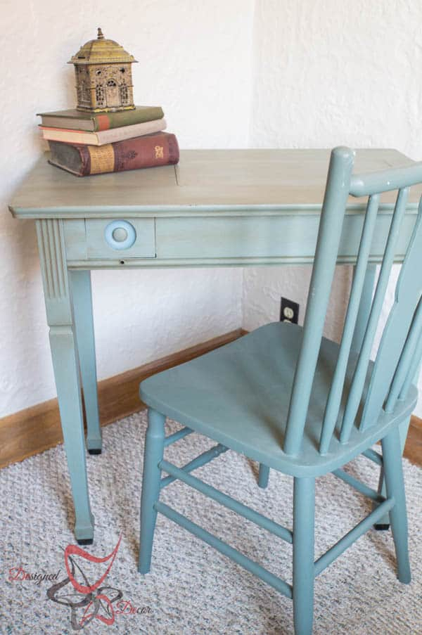 Old Sewing Table-