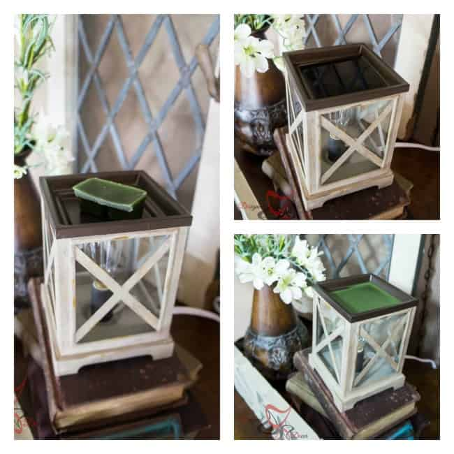 #WicklessWonders #CollectiveBias- How to style a vignette with ScentSationals