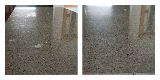 cleaning counter tops- ecloth- deep cleaning- chemical free cleaning