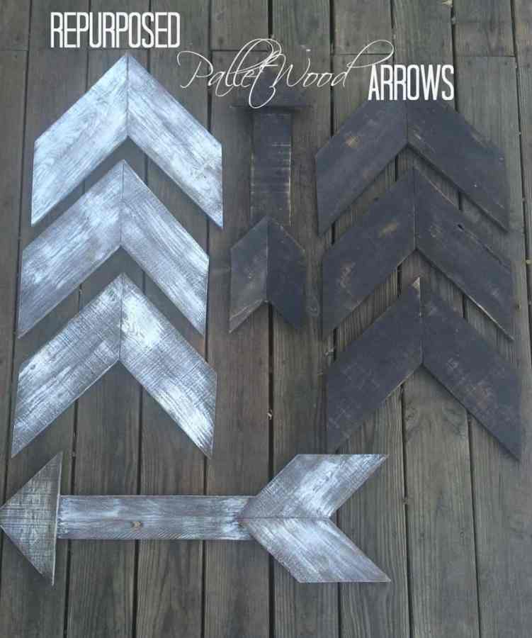 Repurposed Pallet Wood Projects Designed Decor