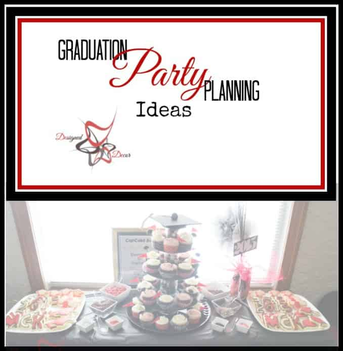 Graduation Party Planning Ideas- Pinnable