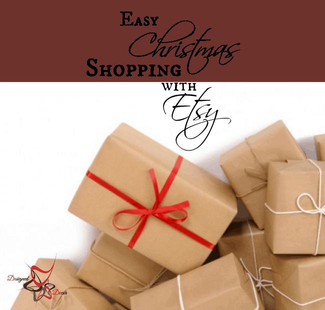 Easy Christmas Shopping - Etsy