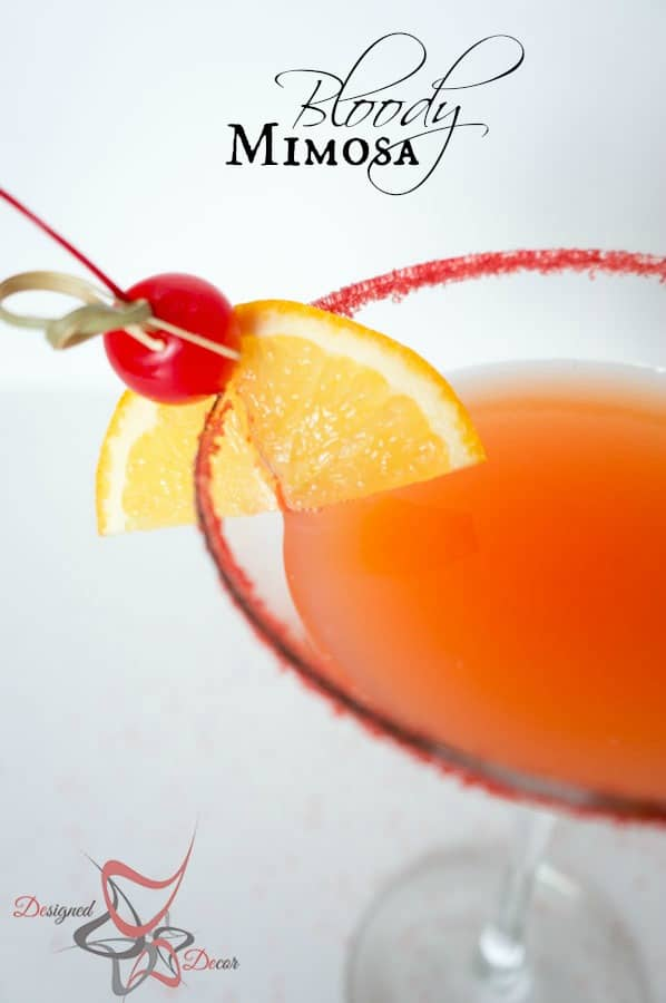 bloody mimosa -champagne-cocktail pinnable