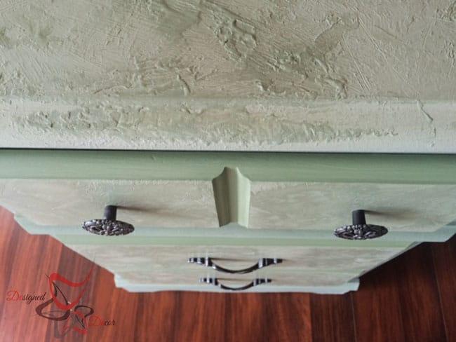 La Chaux-French Lime Paint-Printemps-Desk Makeover-5