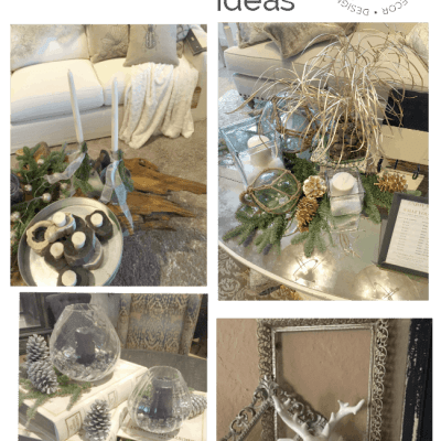 Simple Winter Decorating Ideas!