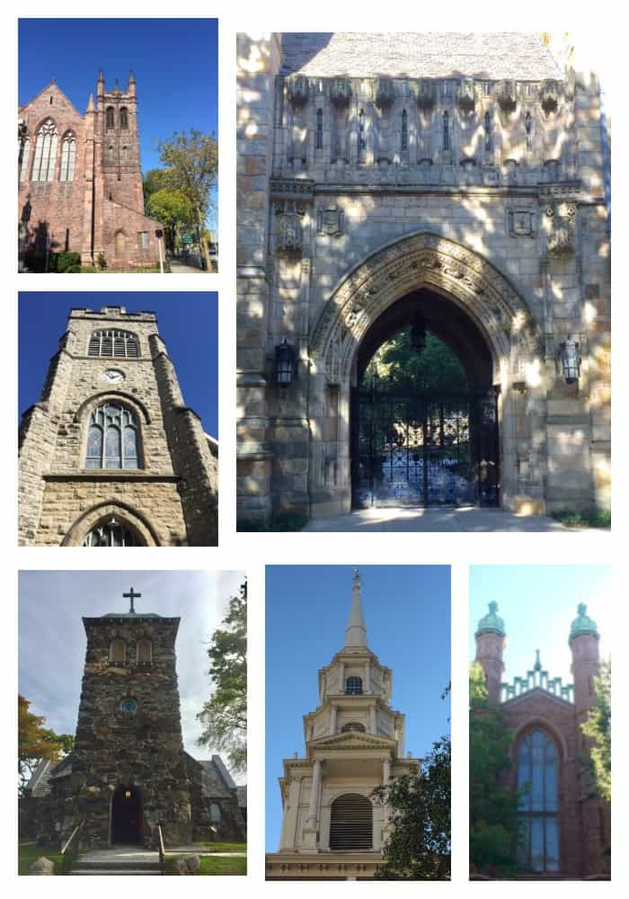 Churches and Architecture