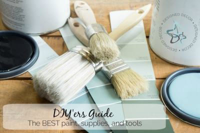 DIY'ers favorite products guide graphic