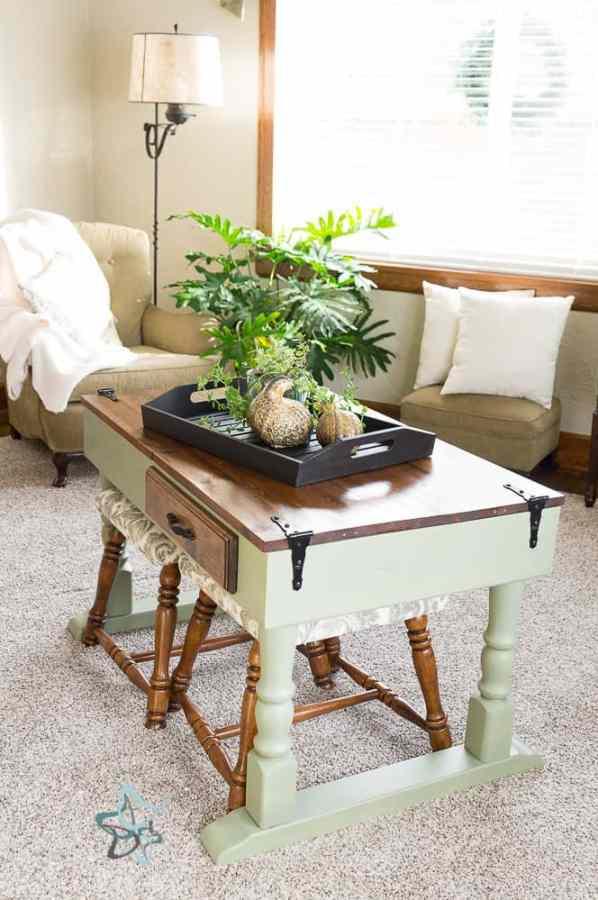 Puzzle Coffee Table Build Plans Designed Decor