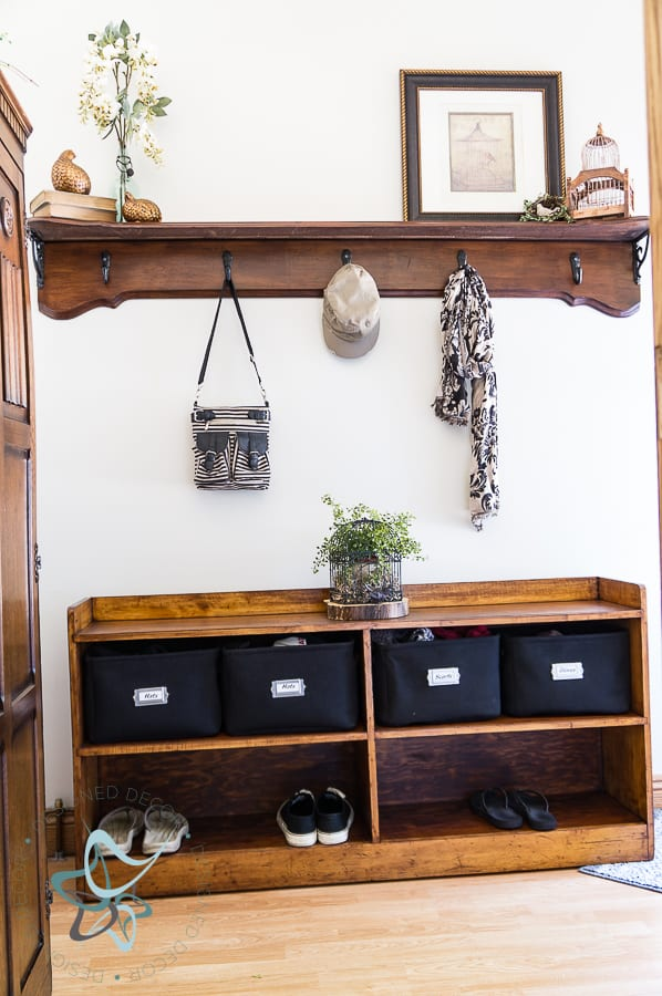 How to Build a Repurposed Bed Frame Wall Shelf the Stylish Way ...
