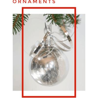 Buy or DIY Best Christmas Ornaments