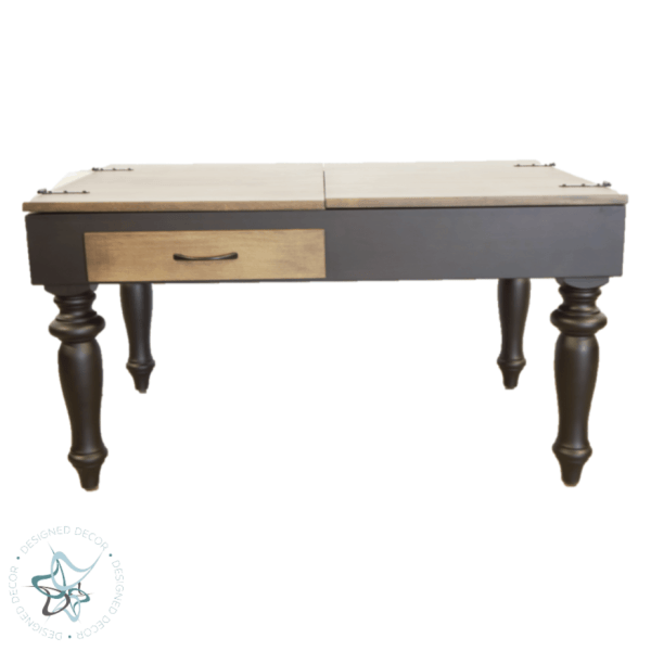 coffee height jigsaw puzzle table