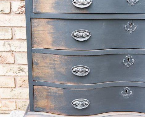 Antique-Secretary-Desk-Faded-4