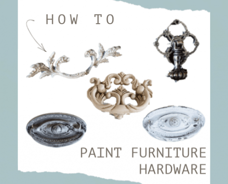 Painting Hardware