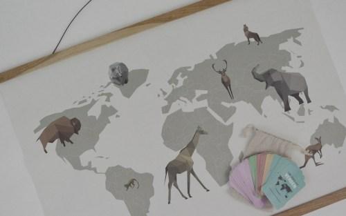 verdenspakken med dyr