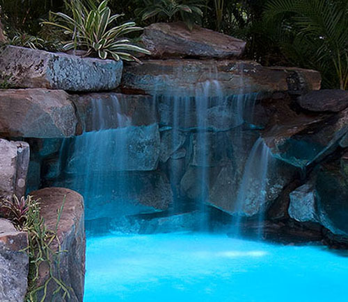 Top 10 Natural Stone Grotto Waterfalls for Swimming Pools