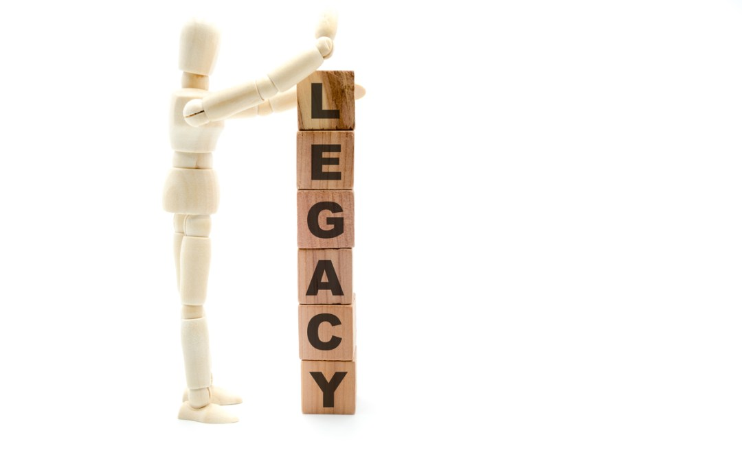 The Legacy Discussion Continued – 3