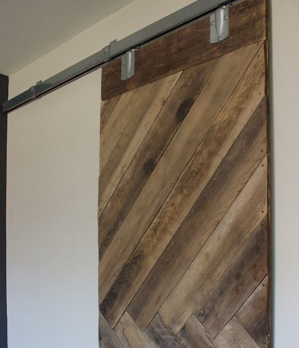 DIY Barn Door for less than $100