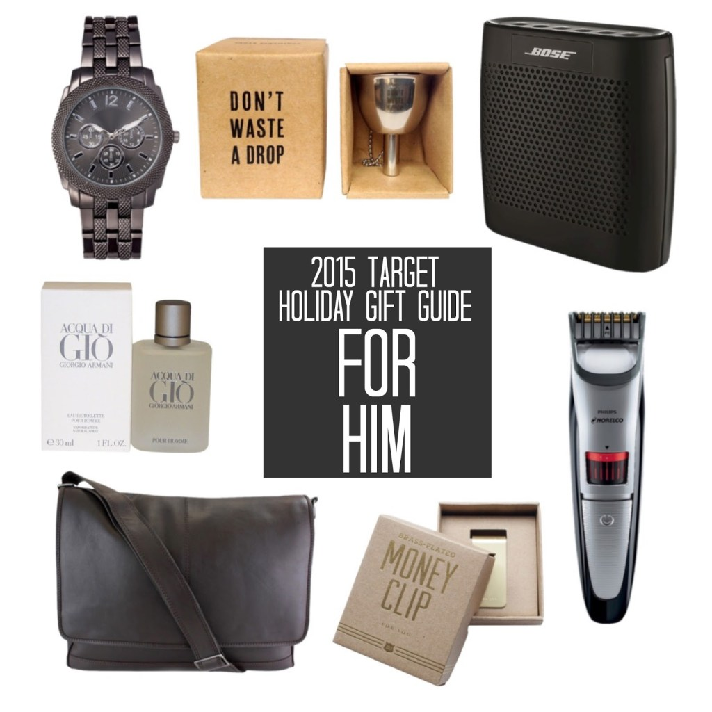 target gifts for him and her