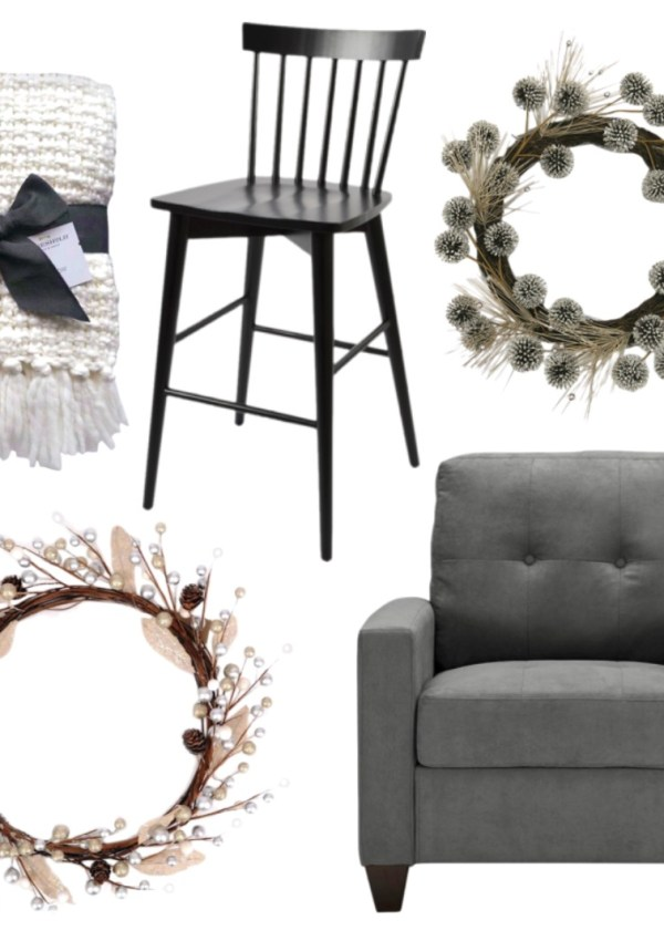 Clearance Sales & Winter Decor