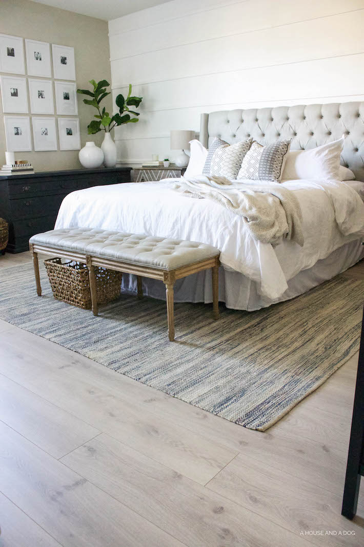 Pergo Flooring - Our New Modern Oak Floors | designedsimple.com