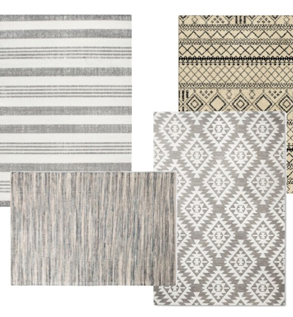 Textured & Neutral Rugs