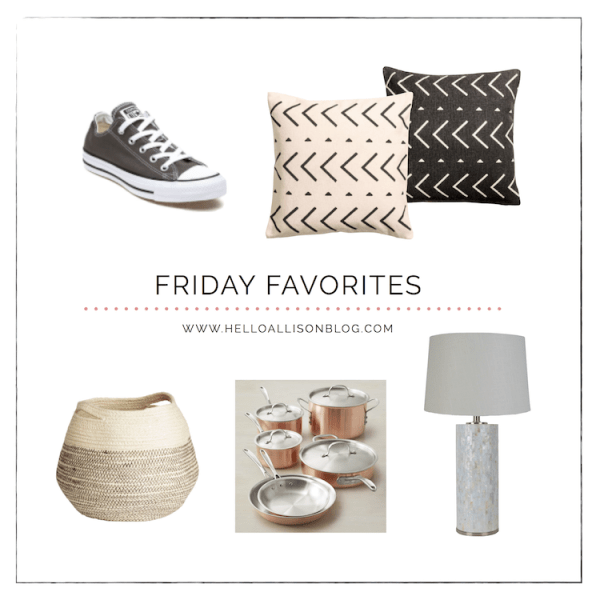 Friday Favorites 012 | designedsimple.com