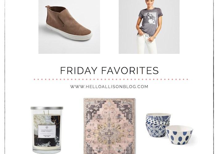 Friday Favorites 017 | designedsimple.com
