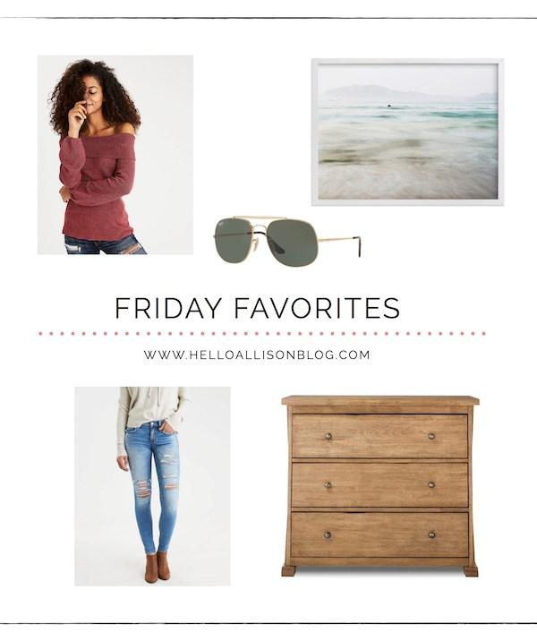 Friday Favorites | 018