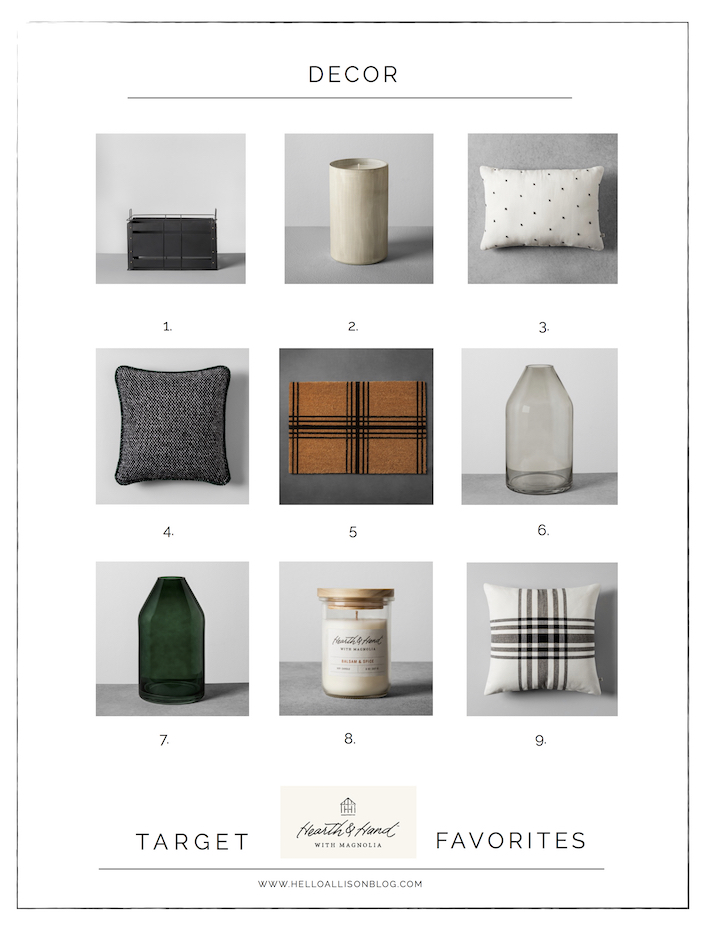 Magnolia at Target - Hearth and Hand | designedsimple.com
